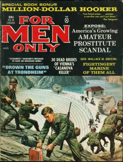 For Men Only - 8/1965
