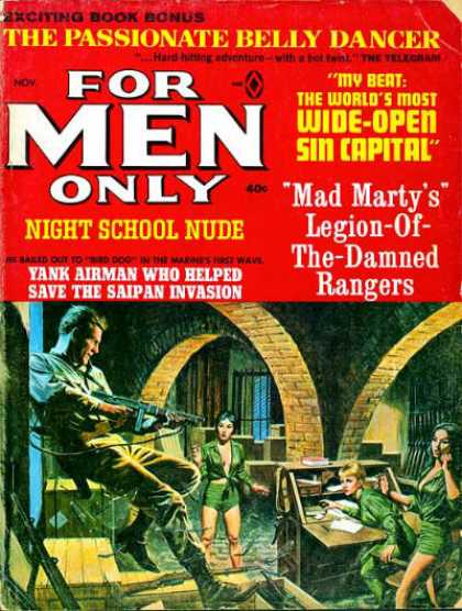 For Men Only - 11/1965
