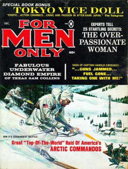 For Men Only - 12/1965