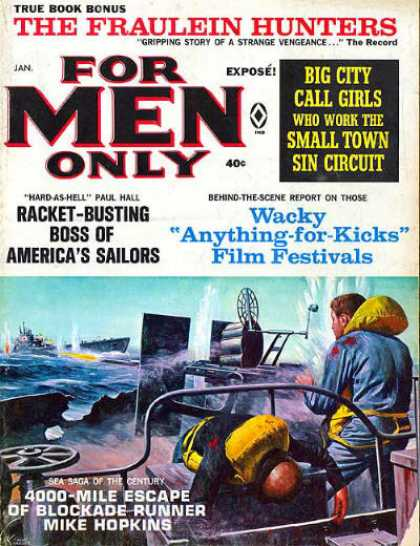 For Men Only - 1/1966