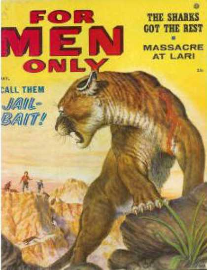 For Men Only - 5/1955