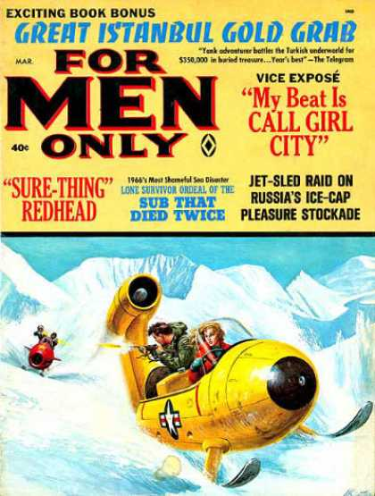 For Men Only - 3/1967