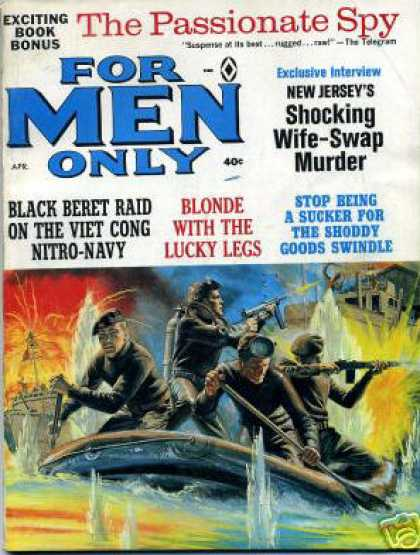 For Men Only - 4/1967