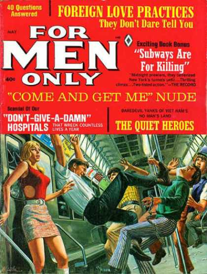For Men Only - 5/1967