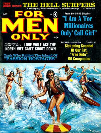 For Men Only - 7/1967