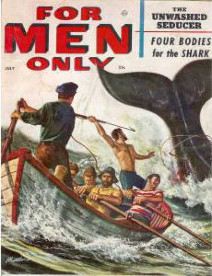 For Men Only - 7/1955