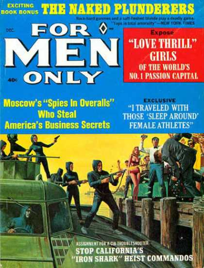 For Men Only - 12/1967