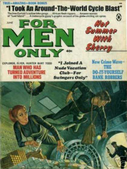 For Men Only - 6/1968