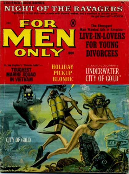 For Men Only - 12/1968