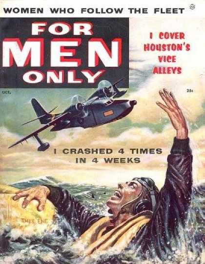 For Men Only - 10/1955