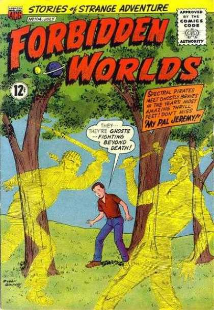 Forbidden Worlds 104