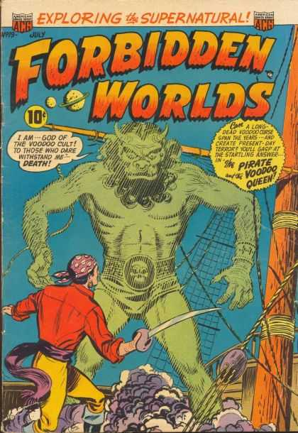 Forbidden Worlds 19