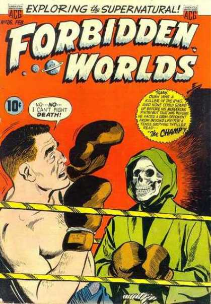 Forbidden Worlds 26