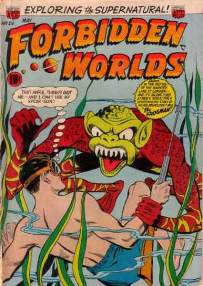 Forbidden Worlds 29