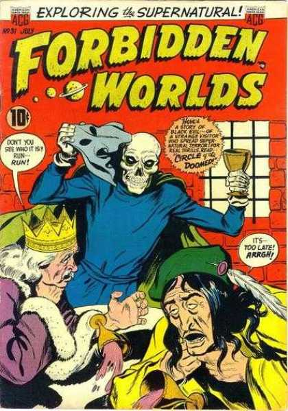 Forbidden Worlds 31