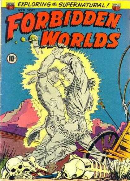 Forbidden Worlds 9