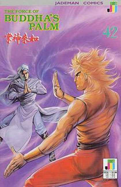 Force of Buddha's Palm 42