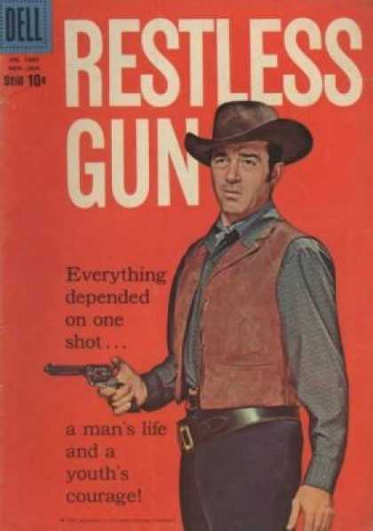 Four Color 1045 - Restless - Gun - Dell - 10 - Everything