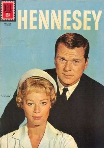 Four Color 1200 - Hennesey - Suit - Blonde - Nurse - Couple