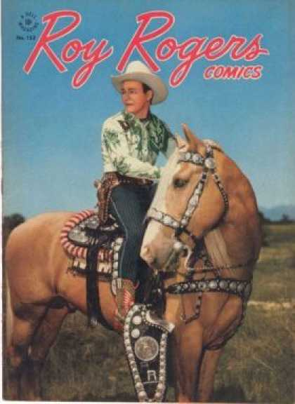Four Color 153 - A Man And His Horse - The Lonely Ride - Somewhere Out There - Saddle Up - Riding Stories
