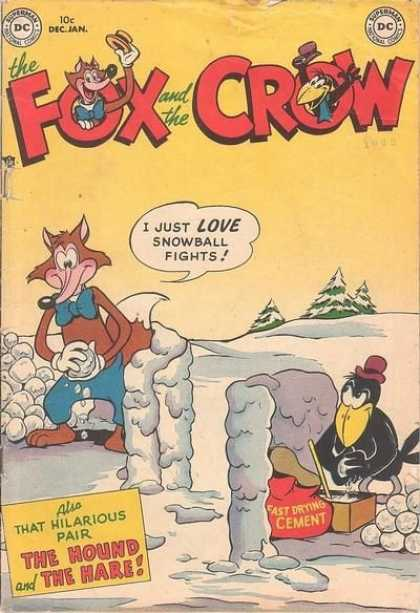 Fox and the Crow 1
