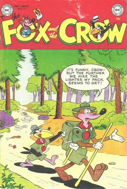 Fox and the Crow 12