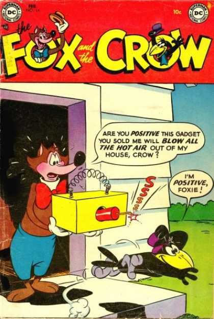 Fox and the Crow 14