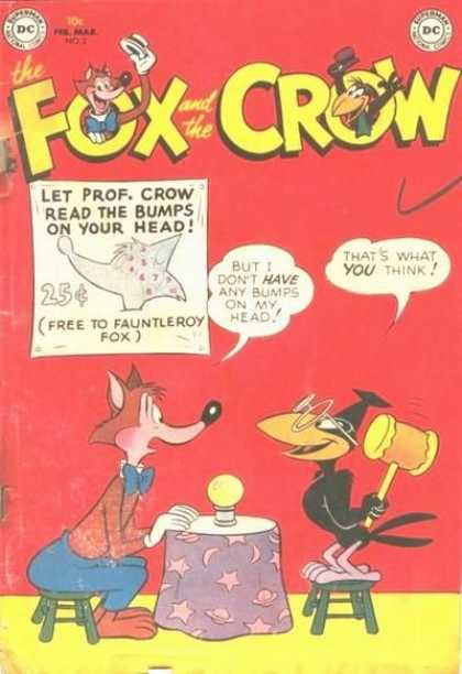 Fox and the Crow 2