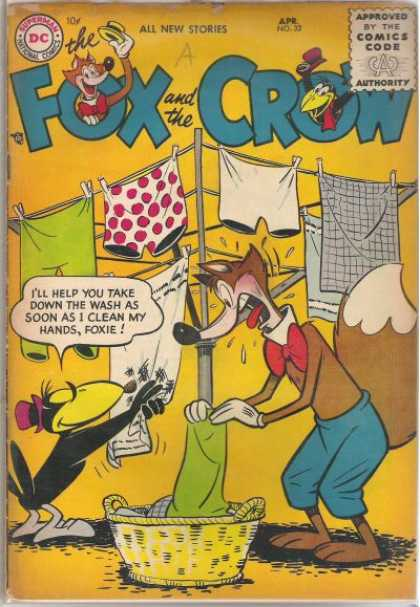 Fox and the Crow 32