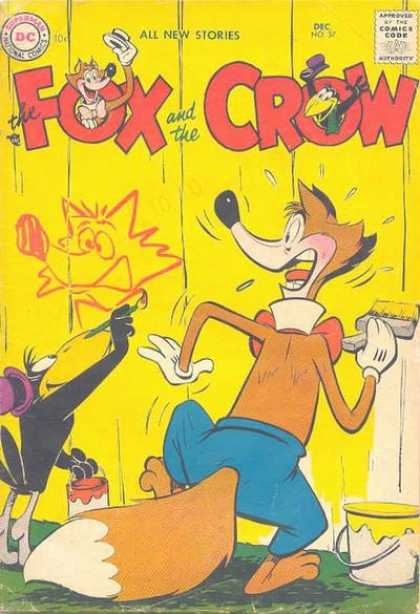 Fox and the Crow 37