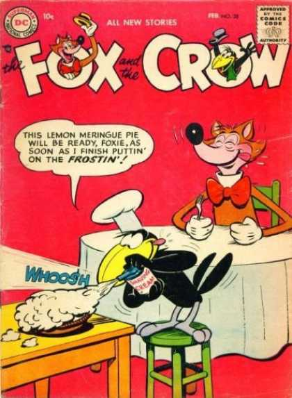Fox and the Crow 38