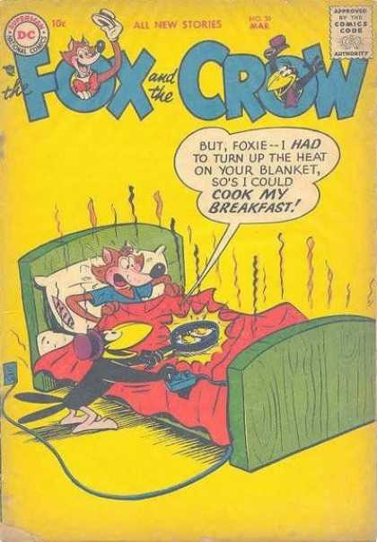Fox and the Crow 39