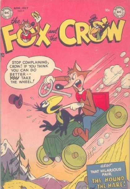 Fox and the Crow 4