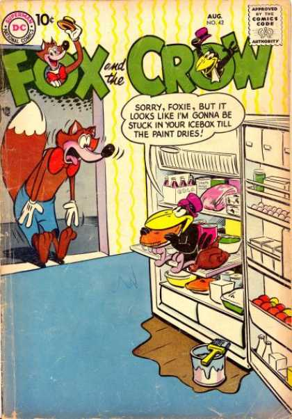 Fox and the Crow 42