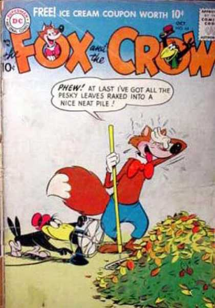 Fox and the Crow 44