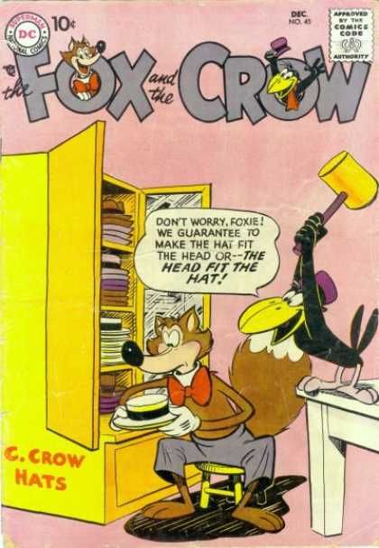 Fox and the Crow 45