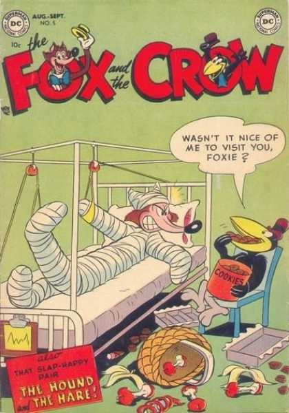 Fox and the Crow 5 - Hospital