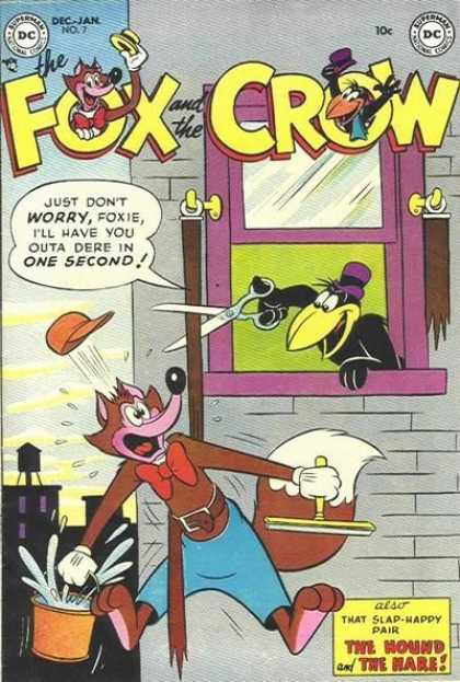 Fox and the Crow 7