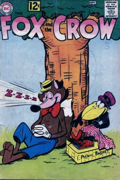 Fox and the Crow 75