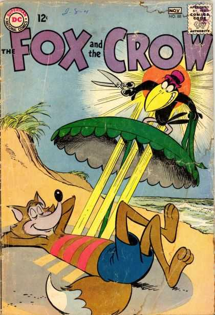 Fox and the Crow 88
