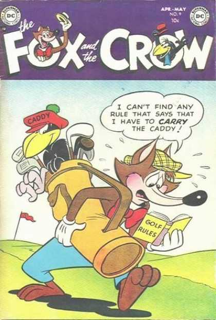 Fox and the Crow 9