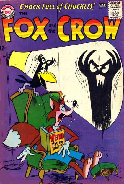 Fox and the Crow 91 - Shadow