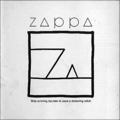 Frank Zappa - Frank Zappa - Ship Arriving Too Late