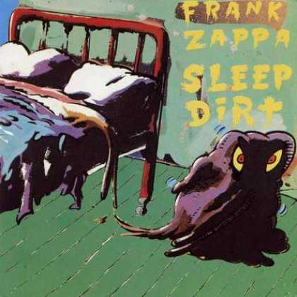Frank Zappa - Frank Zappa Sleep Dirt