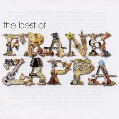 Frank Zappa - Frank Zappa - The Best Of