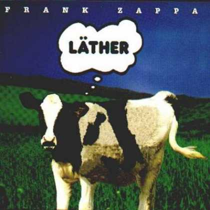 Frank Zappa - Frank Zappa Leather