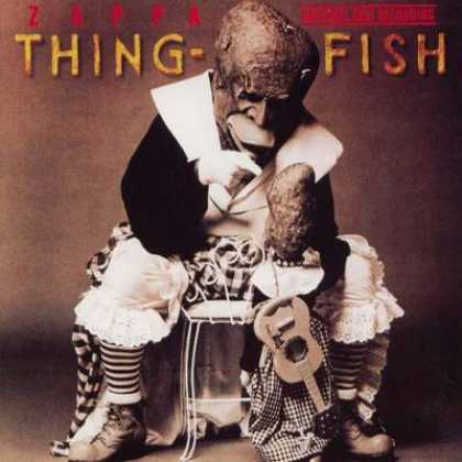 Frank Zappa - Frank Zappa Thing Fish
