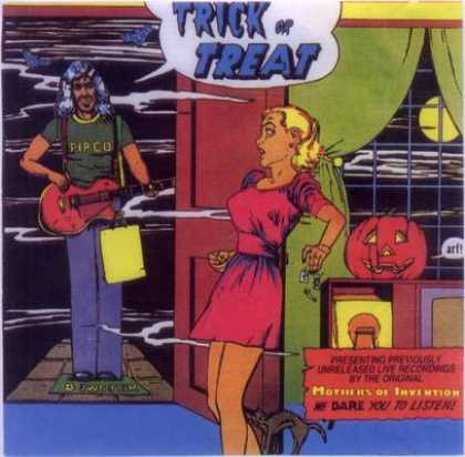 Frank Zappa - Frank Zappa - Trick or Treat