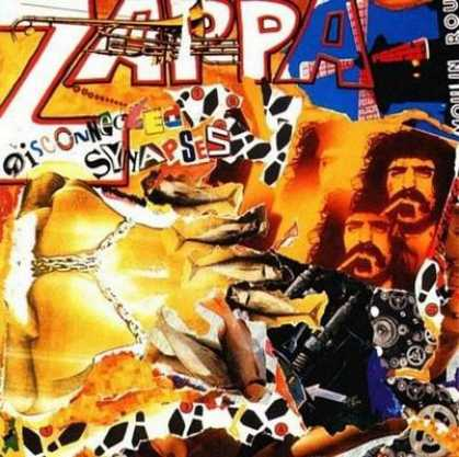 Frank Zappa - Frank Zappa Disconnected Synapses
