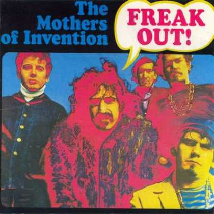 Frank Zappa - Frank Zappa - Freak Out